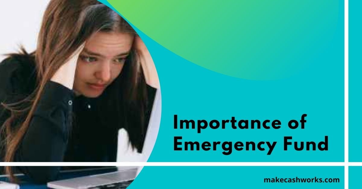 Importance of having emergency fund